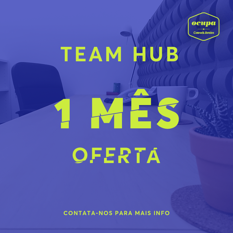 Hub Ocupa Cowork Aveiro